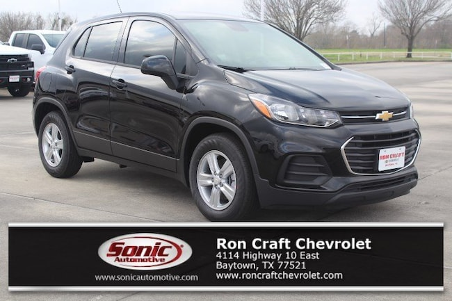 New 2019 Chevrolet Trax LS SUV for sale near Houston in Baytown