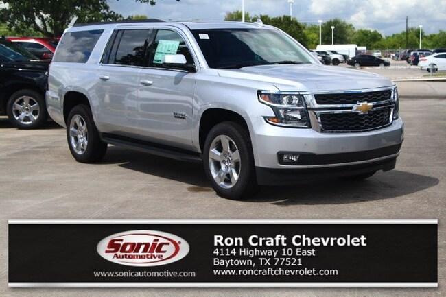 New 2019 Chevrolet Suburban LT SUV for sale near Houston in Baytown