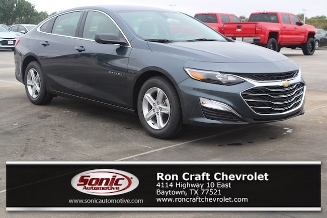 New 2019 Chevrolet Malibu LS w/1LS Sedan for sale near Houston in Baytown