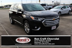 New 2019 Chevrolet Traverse High Country SUV for sale in Baytown, TX