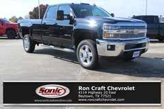 New 2019 Chevrolet Silverado 2500HD LT Truck Double Cab for sale in Baytown, TX, near Houston