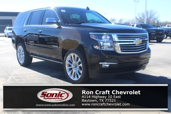 New 2019 Chevrolet Tahoe Premier SUV for sale near Houston in Baytown