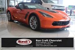 New 2019 Chevrolet Corvette Z06 Convertible for sale in Baytown, TX, near Houston