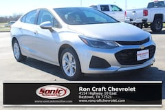 New 2019 Chevrolet Cruze LT Sedan for sale in Baytown, TX, near Houston