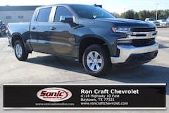 New 2019 Chevrolet Silverado 1500 LT Truck Crew Cab for sale in Baytown, TX, near Houston