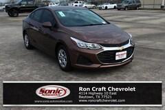 New 2019 Chevrolet Cruze LS Sedan for sale in Baytown, TX, near Houston