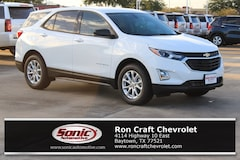 New 2019 Chevrolet Equinox LS SUV for sale in Baytown, TX, near Houston