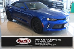 New 2018 Chevrolet Camaro 1LT Convertible for sale in Baytown, TX