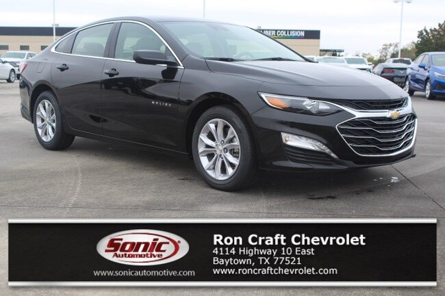 New 2019 Chevrolet Malibu LT Sedan for sale near Houston in Baytown