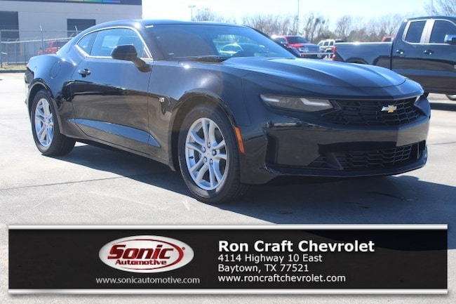New 2019 Chevrolet Camaro Coupe for sale near Houston in Baytown
