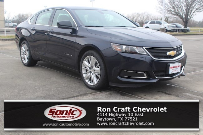 New 2019 Chevrolet Impala LS w/1LS Sedan for sale near Houston in Baytown