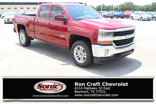New 2019 Chevrolet Silverado 1500 LD LT w/1LT Truck Double Cab for sale near Houston in Baytown