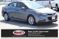 New 2018 Chevrolet Cruze LT Auto Sedan for sale in Baytown, TX, near Houston