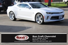 New 2018 Chevrolet Camaro 1LT Coupe for sale in Baytown, TX