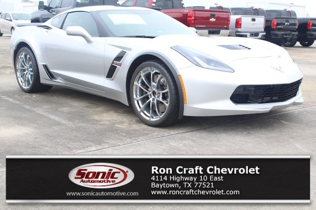 New 2019 Chevrolet Corvette Grand Sport Coupe for sale near Houston in Baytown