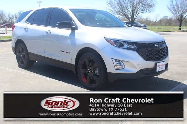 New 2019 Chevrolet Equinox LT w/2LT SUV for sale near Houston in Baytown