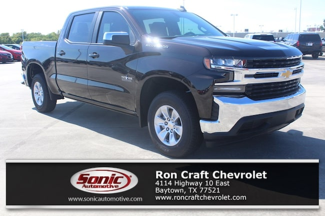 New 2019 Chevrolet Silverado 1500 LT Truck Crew Cab for sale near Houston in Baytown