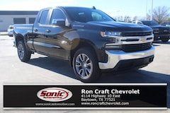 New 2019 Chevrolet Silverado 1500 LT Truck Double Cab for sale in Baytown, TX, near Houston