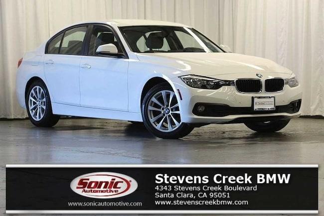 Certified Used 2016 BMW 320i i Sedan near San Jose