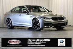 New 2019 BMW M5 Competition (Competition Sedan) Sedan for sale in Santa Clara, CA