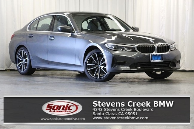 New 2019 BMW 330i Sedan for sale in Santa Clara, CA