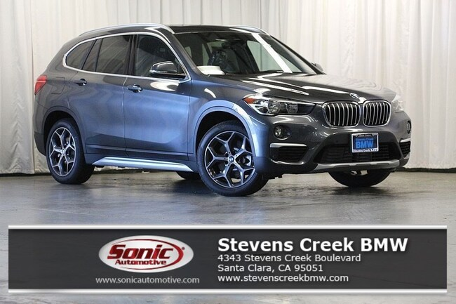 New 2019 BMW X1 sDrive28i SUV for sale in Santa Clara, CA
