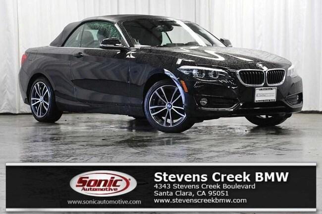 Certified Used 2018 BMW 230i Convertible near San Jose