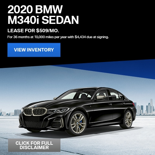 bmw lease deals mountain view