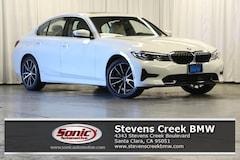 New 2019 BMW 330i Sedan for sale in Santa Clara, CA