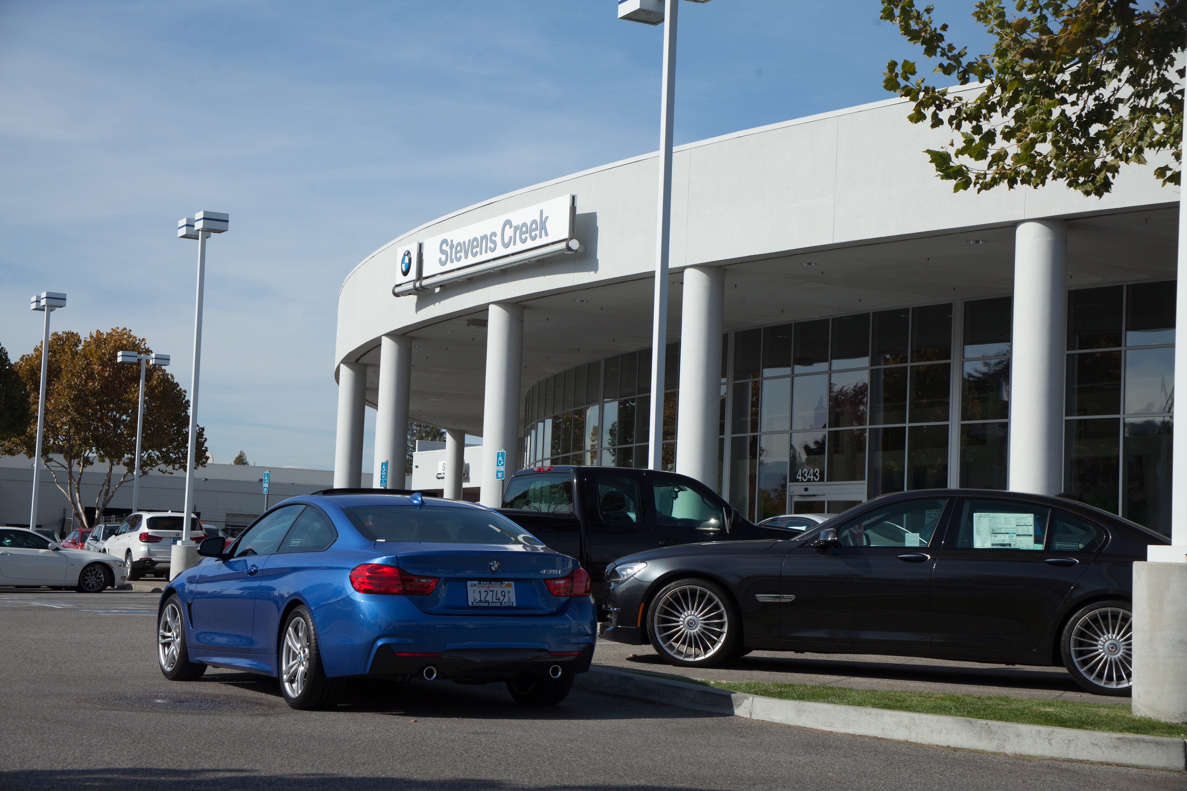 Stevens Creek Bmw Service >> Bmw Service Center In Santa Clara Ca Stevens Creek Bmw