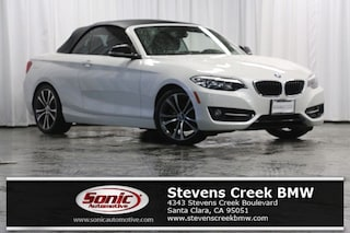 Used 2015 BMW 228i Convertible for sale in Santa Clara, CA