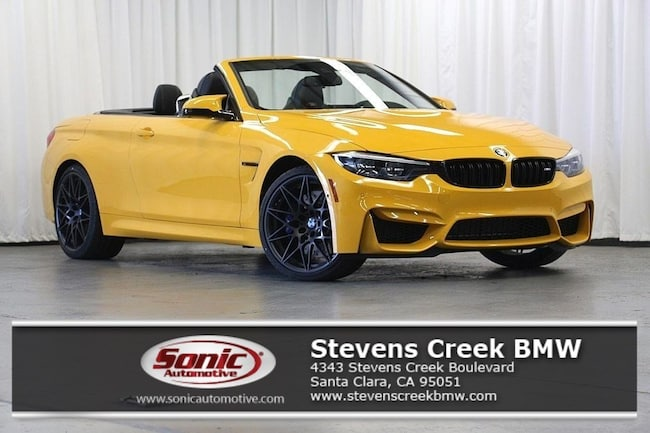 New 2019 BMW M4 Convertible for sale in Santa Clara, CA