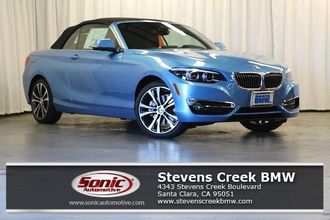 New 2019 BMW 230i Convertible for sale in Santa Clara, CA