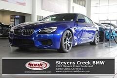 New 2019 BMW M6 Gran Coupe for sale in Santa Clara, CA