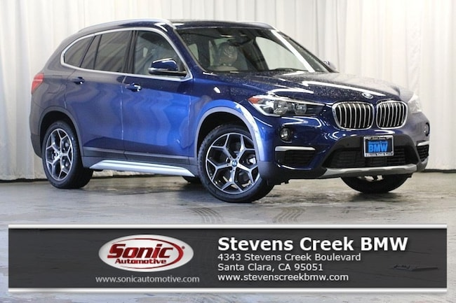 New 2019 BMW X1 sDrive28i SUV for sale in Santa Clara, CA
