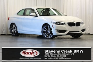 Used 2015 BMW 228i Coupe for sale in Santa Clara, CA