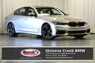 2019 BMW M550i xDrive Sedan near San Jose