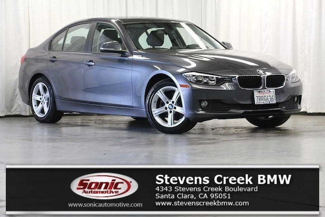 Certified Used 2015 BMW 320i Sedan near San Jose