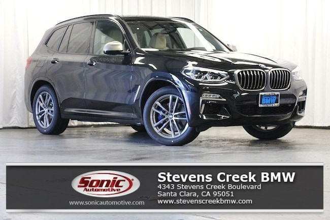 New 2019 BMW X3 M40i SAV for sale in Santa Clara, CA