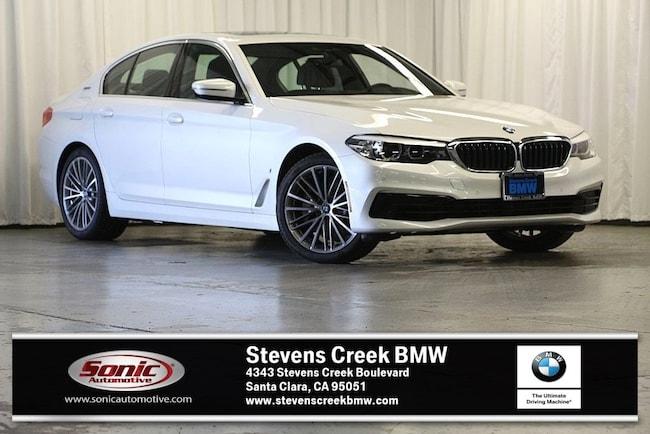 New 2019 BMW 530e iPerformance Sedan for sale in Santa Clara, CA