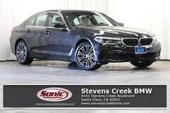 New 2019 BMW 530i Sedan for sale in Santa Clara