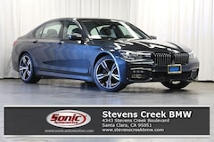 New 2019 BMW 740i Sedan for sale in Santa Clara, CA