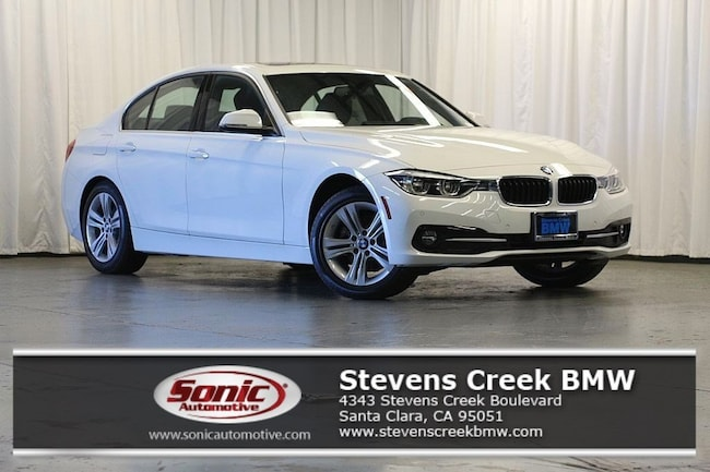 New 2018 BMW 328d Sedan for sale in Santa Clara, CA