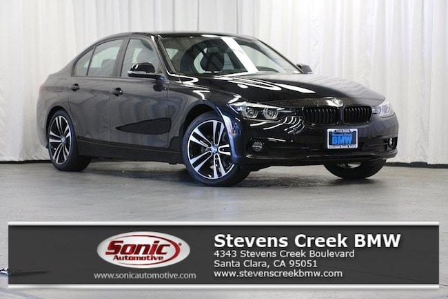 New 2018 BMW 328d Sedan for sale in Santa Clara, CA