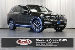 New 2019 BMW X3 xDrive30i SAV for sale in Santa Clara