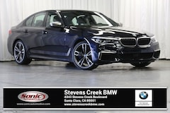 New 2019 BMW M550i xDrive Sedan for sale in Santa Clara