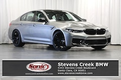 New 2019 BMW M5 Competition Sedan for sale in Santa Clara, CA
