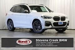 New 2019 BMW X3 M40i SAV for sale in Santa Clara