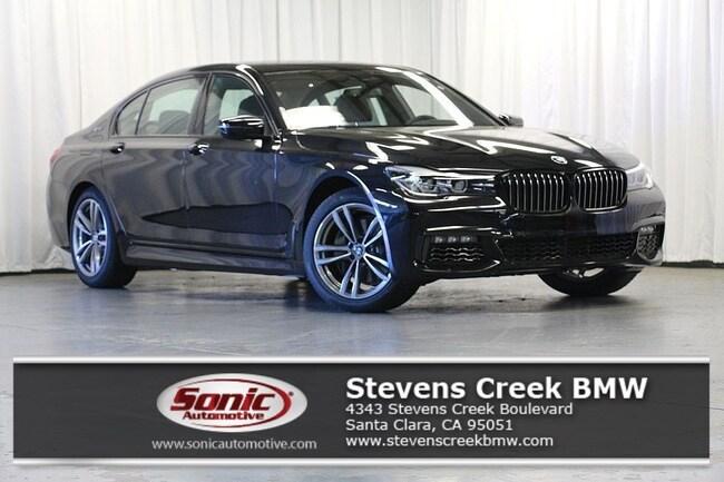 New 2019 BMW 740e xDrive iPerformance Sedan for sale in Santa Clara, CA