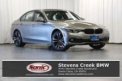 New 2018 BMW 328d Sedan for sale in Santa Clara